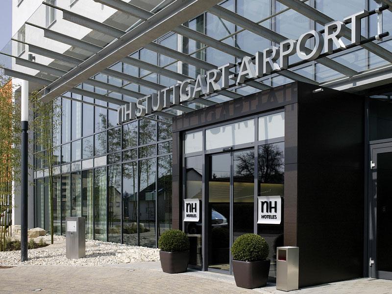Nh Hotel Stuttgart Flughafen Parken