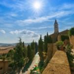 Wunderschöne Landschaften laden zum Wandern in der Toskana ein