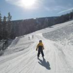 Es gibt immer mehr familienfreundliche Skigebiete