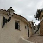 Die weißen Häuser sind das Markenzeichen der Costa Blanca