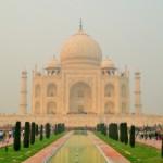 Das Taj Mahal in Indien - Eine der wichtigsten Sehenswürdigkeiten des Landes