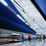 Die Verbindungen zwischen Flughafen und Messe München
