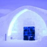 Übernachten im Eis -  Das Eishotel in Jukkasjärvi, Schweden